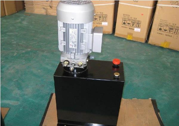 220v液压站电磁阀接线图